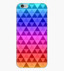 Vinilo o funda para iPhone Rainbow Tri-Pattern