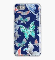 Butterfly Pattern 3 iPhone Case/Skin