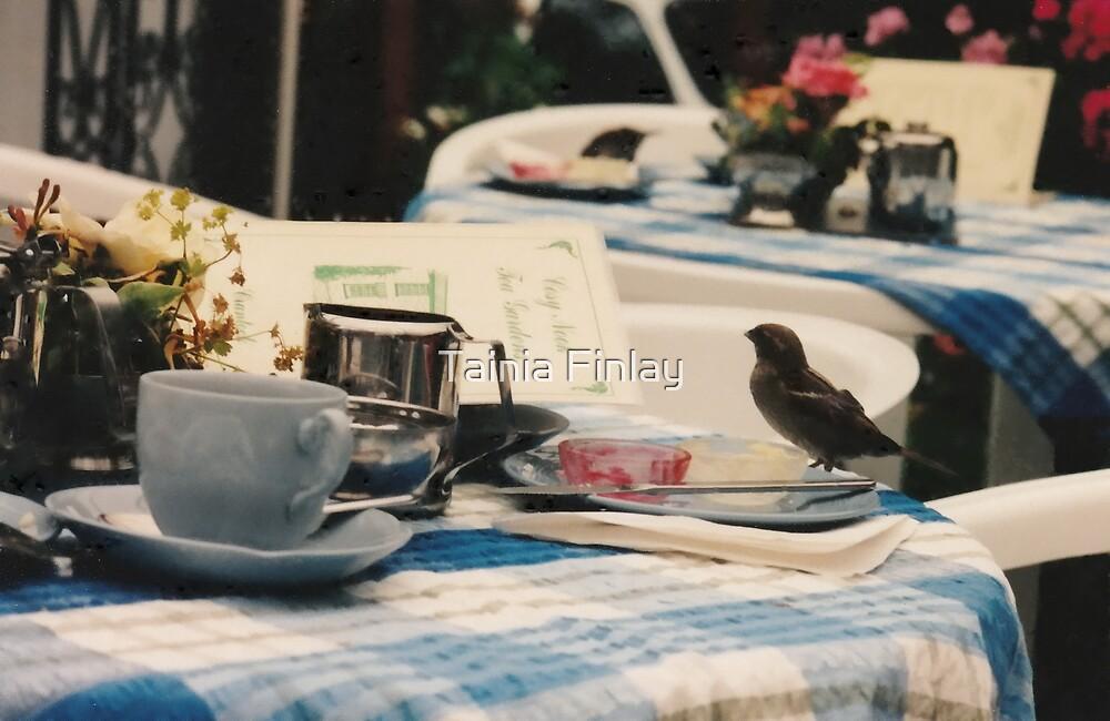 Anyone for a Cream Tea? by Tainia Finlay