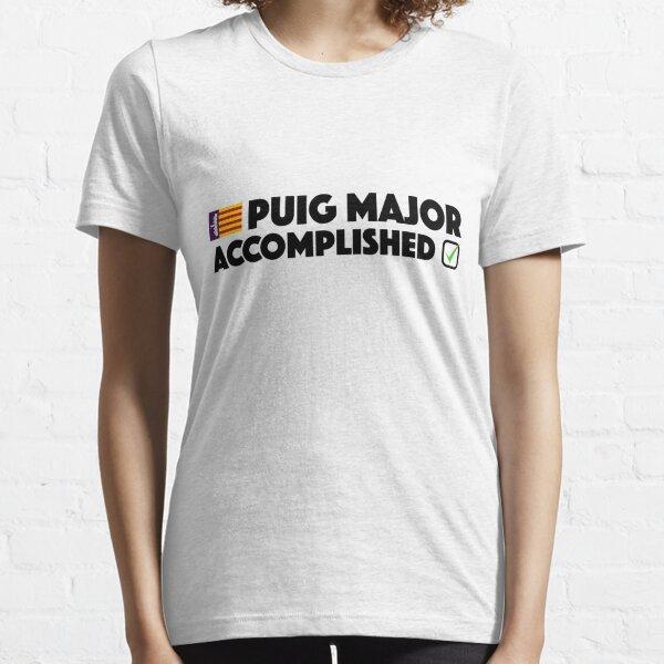 Puig Major absolvierte Mallorca Fahrradurlaub Essential T-Shirt
