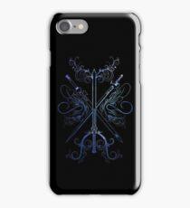 Sword Art Online - Blue Sword Design iPhone Case/Skin