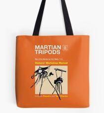 Owners Manual - HG Wells Martian Tripod Tote Bag