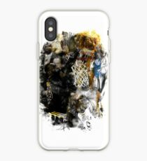 The Block LeBron iPhone Case
