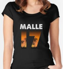 Malle 17 Women's Fitted Scoop T-Shirt