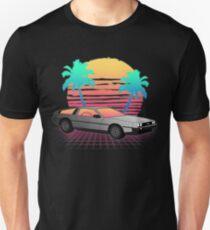 Neon Sunset Logo Unisex T-Shirt