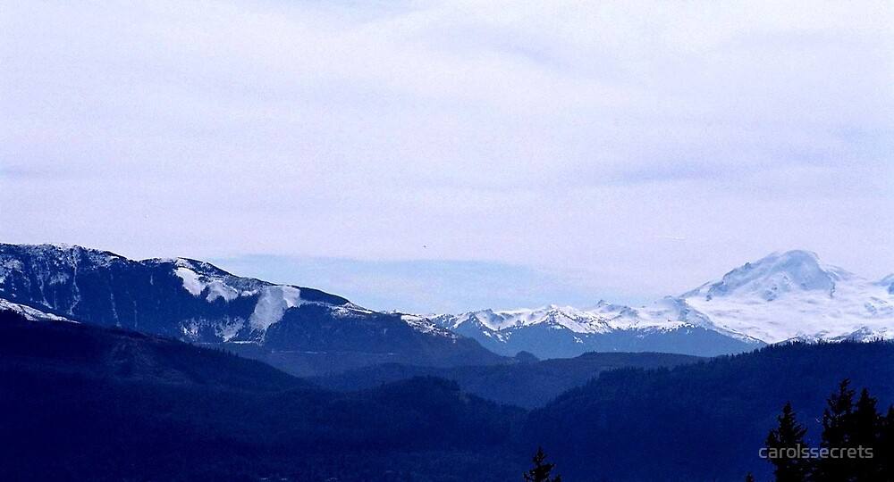 God's Country - Mountain Series by carolssecrets