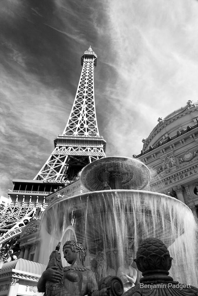 No. 9, La Tour Eiffel de Vegas by Benjamin Padgett