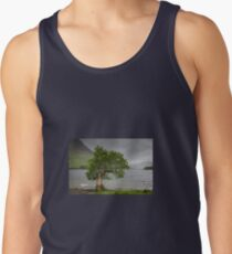 Lone Tree at Crummock Water Tank Top