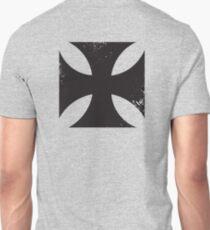 Iron cross in black. T-Shirt