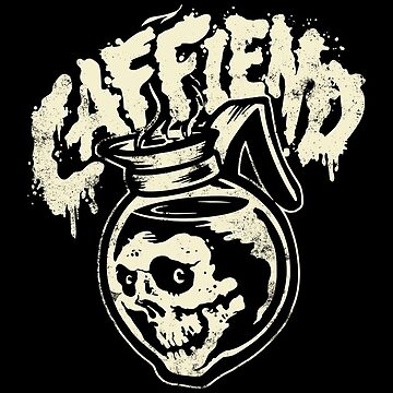Caffiend by HeartattackJack