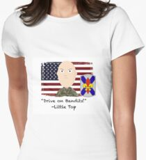 Drive on Bandits- 256 IBCT Womens Fitted T-Shirt