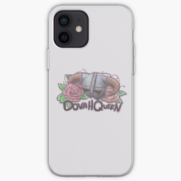 DovahQueen iPhone Soft Case