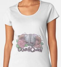 DovahQueen Women's Premium T-Shirt