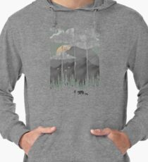 Spring Mountain Weather Lightweight Hoodie