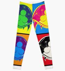 Metroid Warhol Leggings
