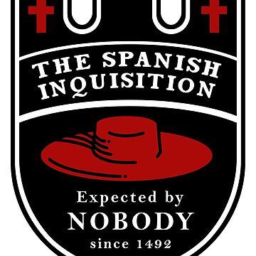 Inquisición española Inesperada desde de FirstRadiant
