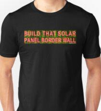 Solar Wall Unisex T-Shirt