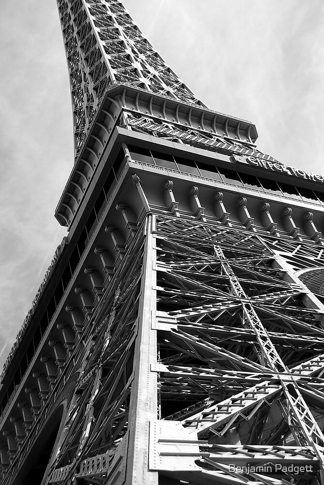 No. 11, La Tour Eiffel de Vegas by Benjamin Padgett