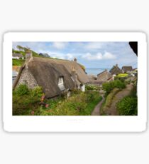 Cadgwith, Cornwall Sticker
