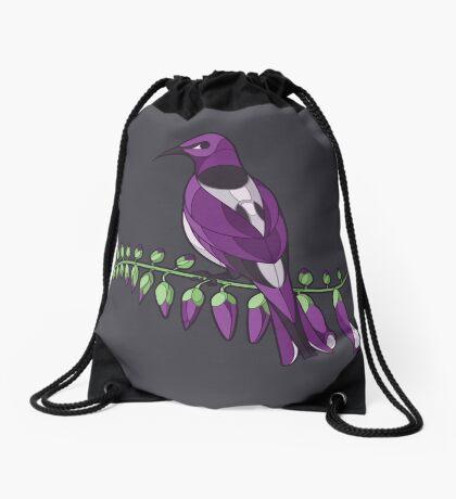 Pride Birds - Lesbian Drawstring Bag