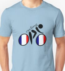 Cycling in France Unisex T-Shirt