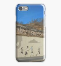 AWESOME CONCRETE ARTWORK iPhone Case/Skin