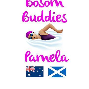 Bosom Buddies - Pamela by Bydandy