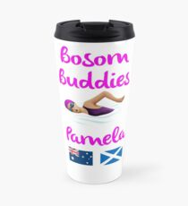 Bosom Buddies - Pamela Travel Mug