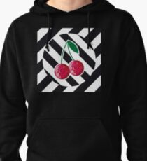 Disco cherry Pullover Hoodie