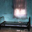 A Glow Where She Slept by Wayne King
