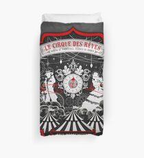 The Night Circus Duvet Cover
