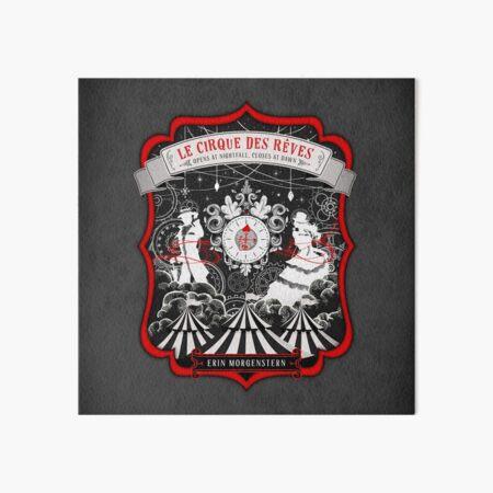 The Night Circus Art Board Print