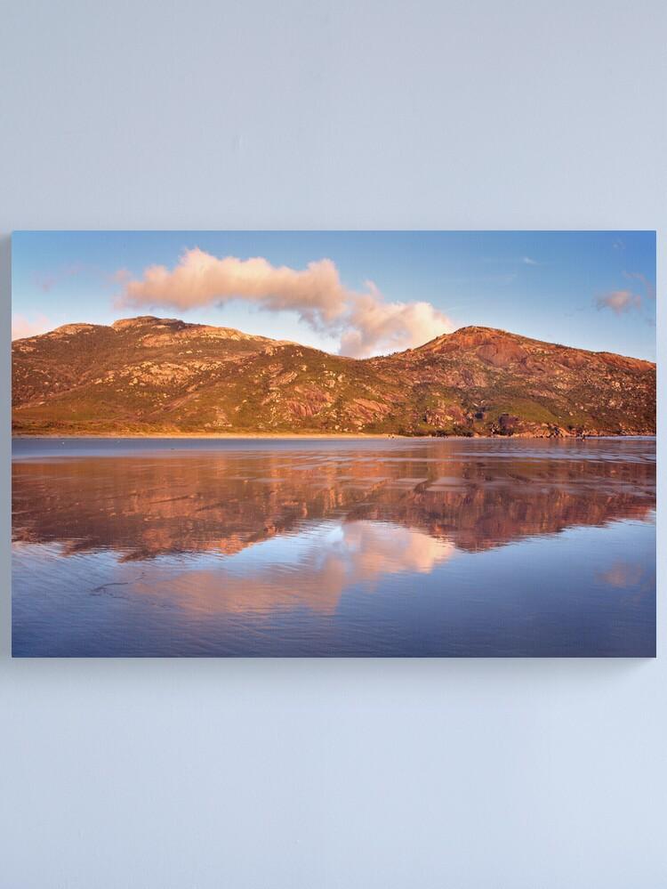 Alternate view of Norman Bay, Wilsons Promontory, Victoria, Australia Canvas Print