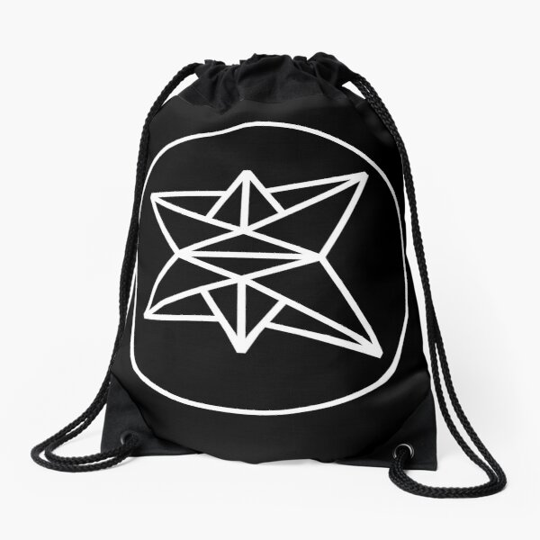 Let's Build a Boat - Logo Drawstring Bag