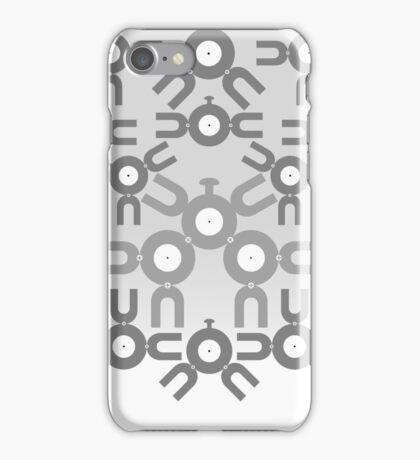 Magnet: Scheme iPhone Case/Skin