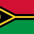 Vanuatu Flag Products by Mark Podger