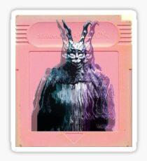 Mean cassette Sticker