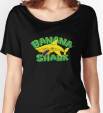 Banana Shark Merchandise Women's Relaxed Fit T-Shirt