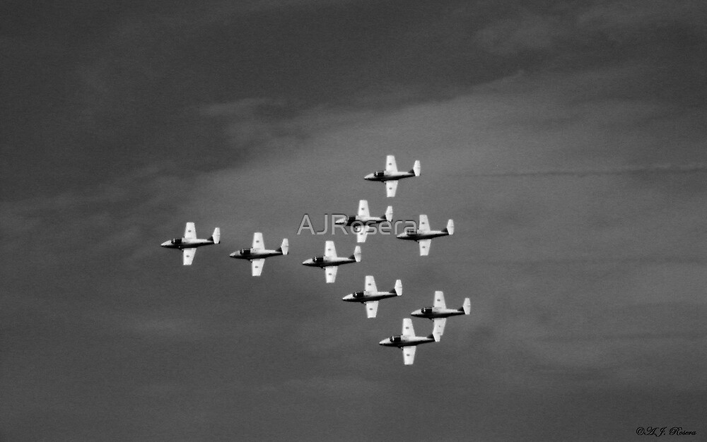 Old Time Flights by AJRosera