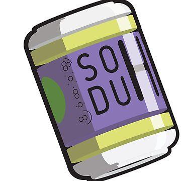 Soduh - The Original Soduh by CerealKitten