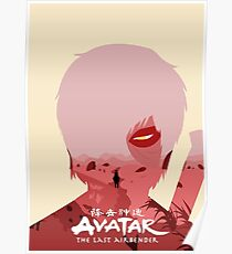Avatar The Last Airbender - Zuko Poster