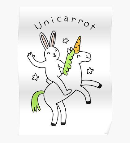 Unicarrot Poster