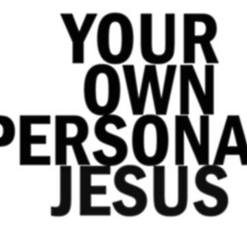 Personal Jesus by fuka-eri