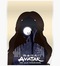 Avatar The Last Airbender - Katara Poster