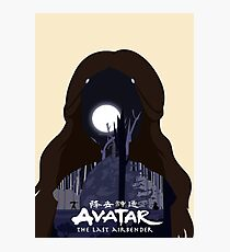 Avatar The Last Airbender - Katara Photographic Print