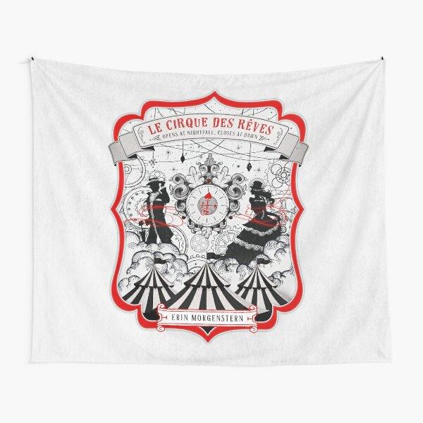 The Night Circus - light Tapestry