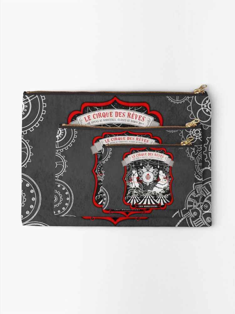 Alternate view of The Night Circus Zipper Pouch