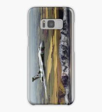 White cliffs Vulcan  Samsung Galaxy Case/Skin