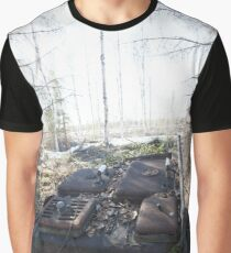 Stove no longer Needed Graphic T-Shirt