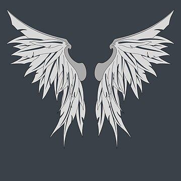 Angel Wings by Angrahius